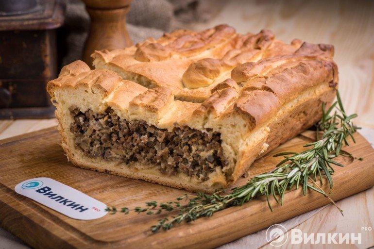 Пирог как в Штолле