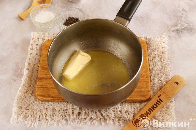 Топка масла