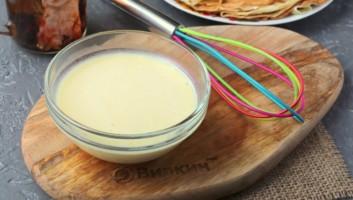 Тесто для блинов на молоке классическое