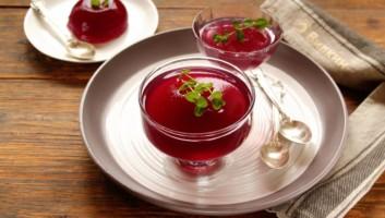 Желе из ягод