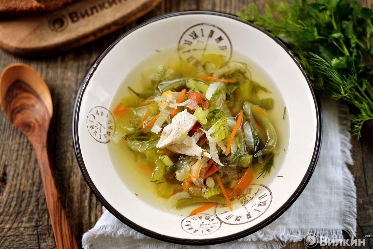 супы для похудения рецепты с фото пошагово сегодня станет