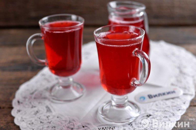 Готовый напиток