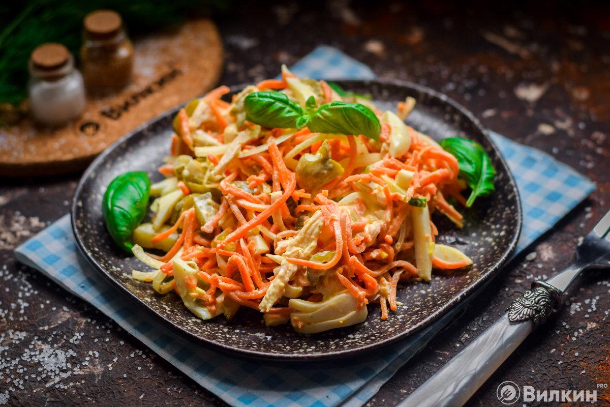 праву могут рецепты корейских салатов с фотографиями поэтому