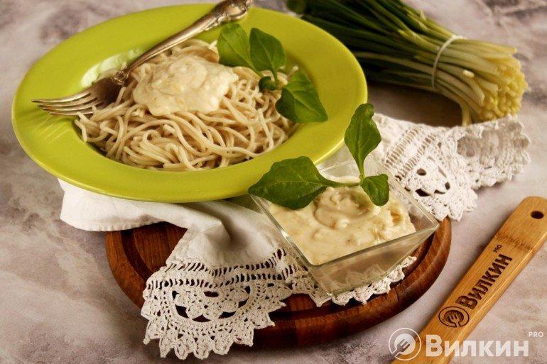 Сливочный соус для пасты