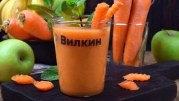 Смузи из моркови