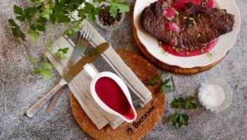 Соус для стейка из говядины