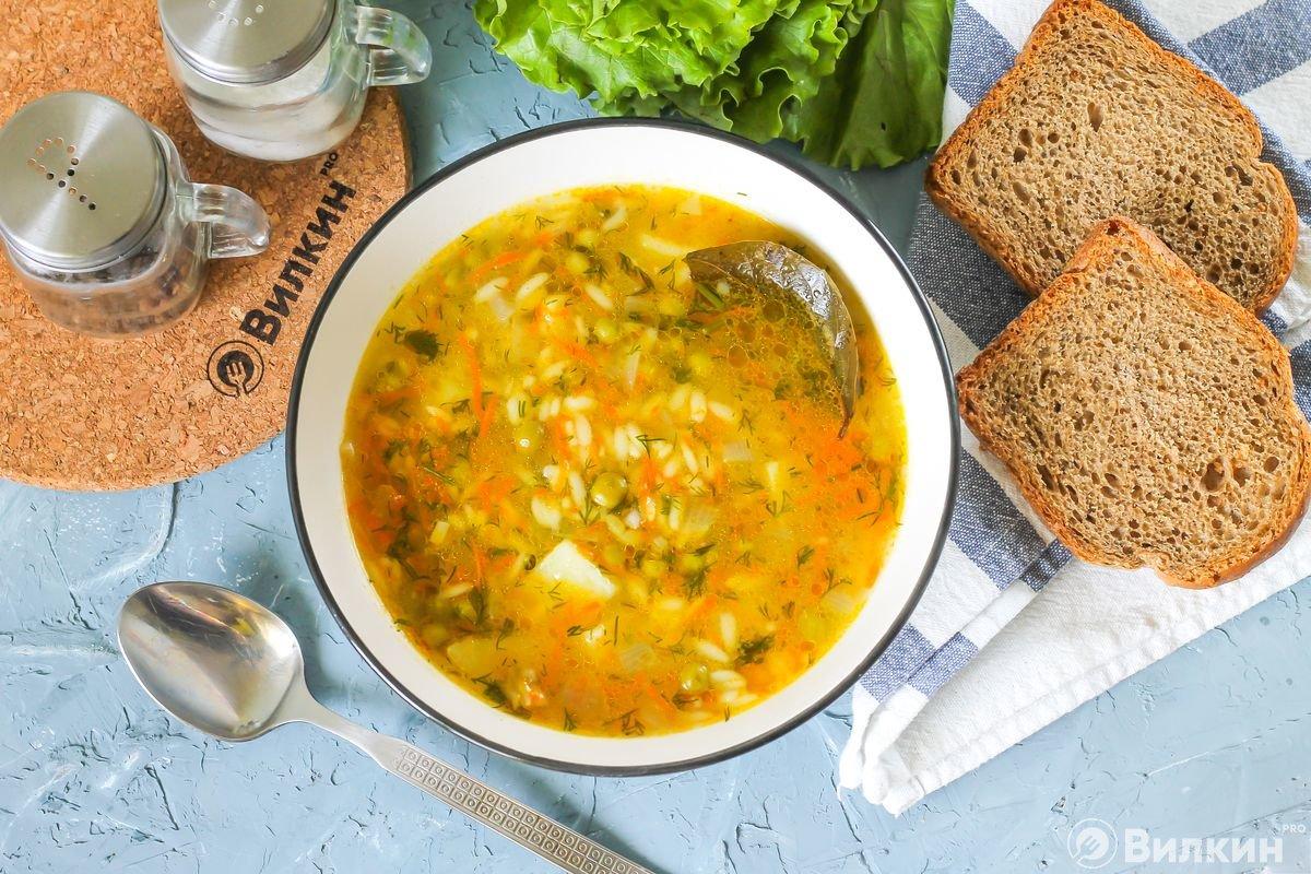 Супы на обед рецепты с фото