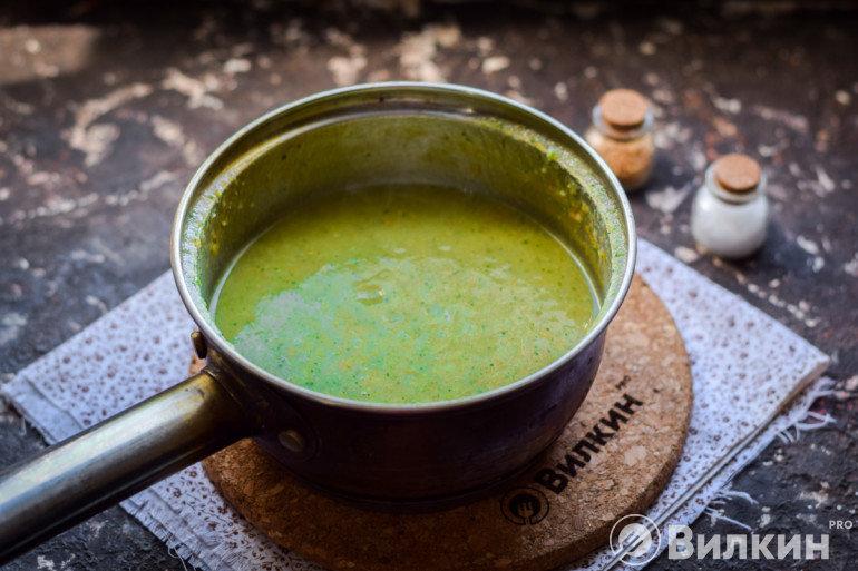 Пюрированный суп