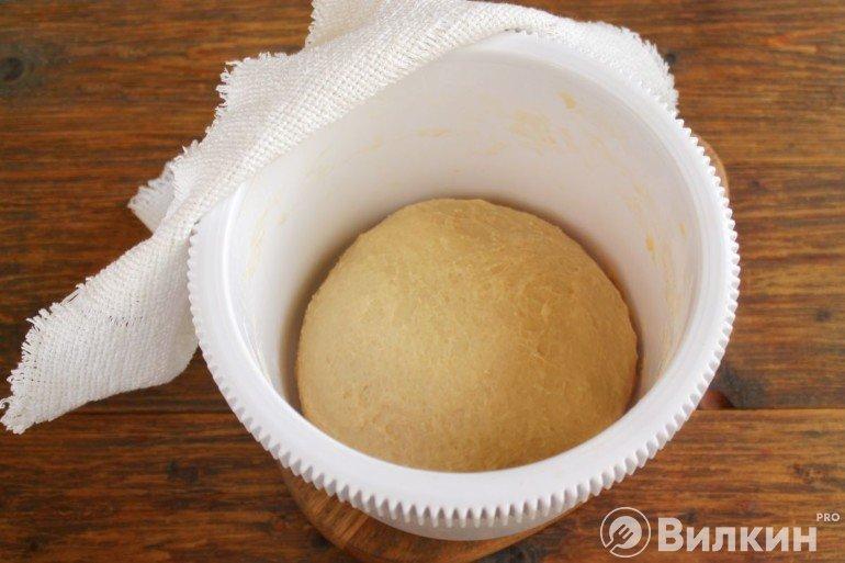 Сдобное тесто