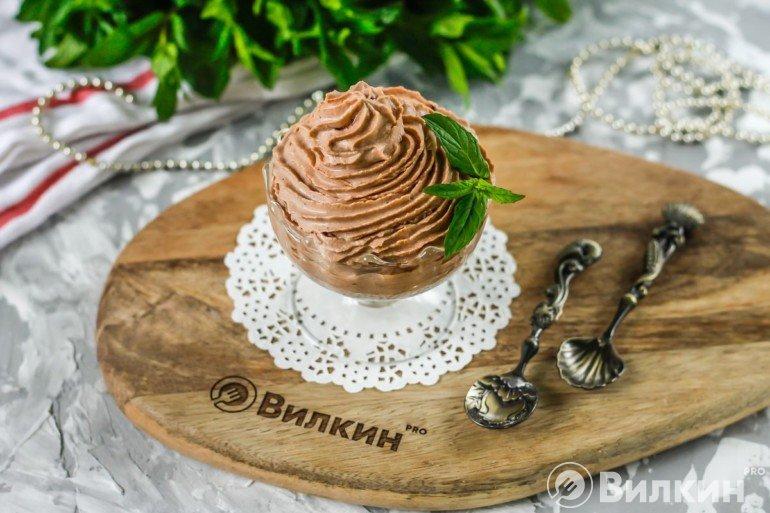 Шоколадный крем для торта и других кондитерских изделий