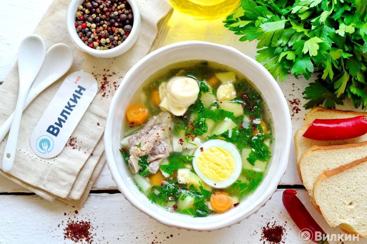 интерьере суп из крапивы рецепт с фото пошагово рун старшего футарха