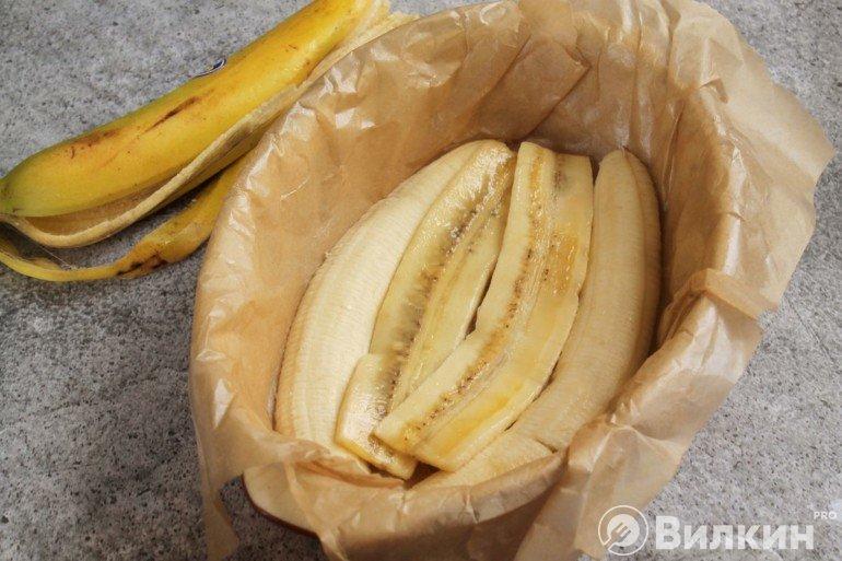Укладка бананов