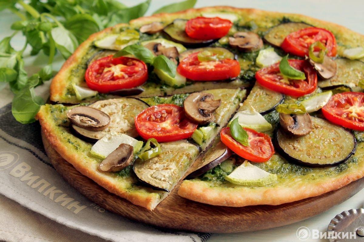 этом низкокалорийная пицца рецепт с фото глава