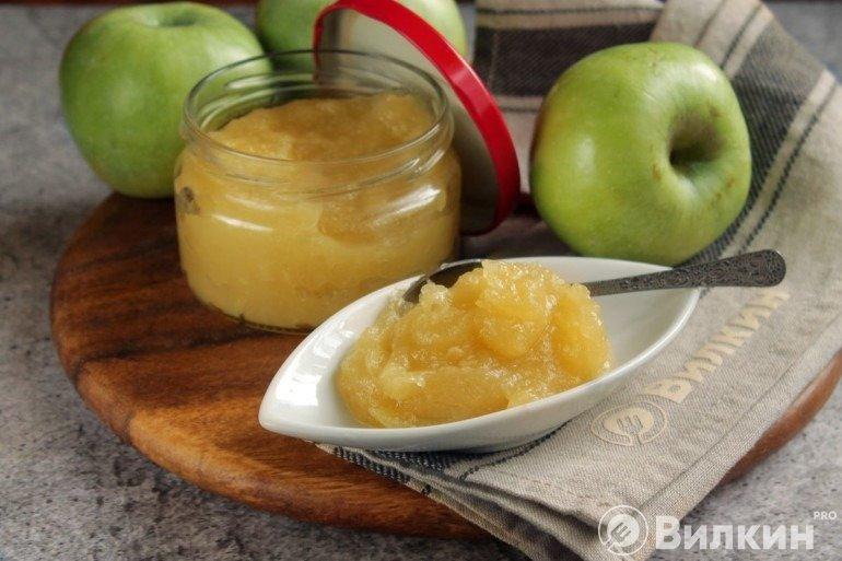 Конфитюр из яблок в домашних условиях