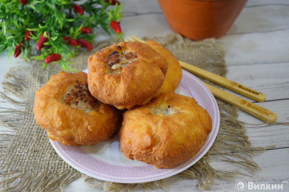 беляш татарское блюдо рецепт с фото пошагово вначале чём можно