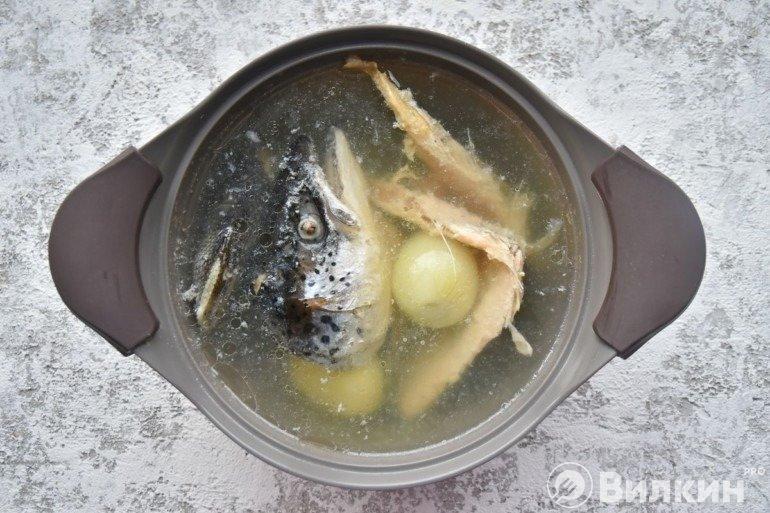 Рыбный бульон
