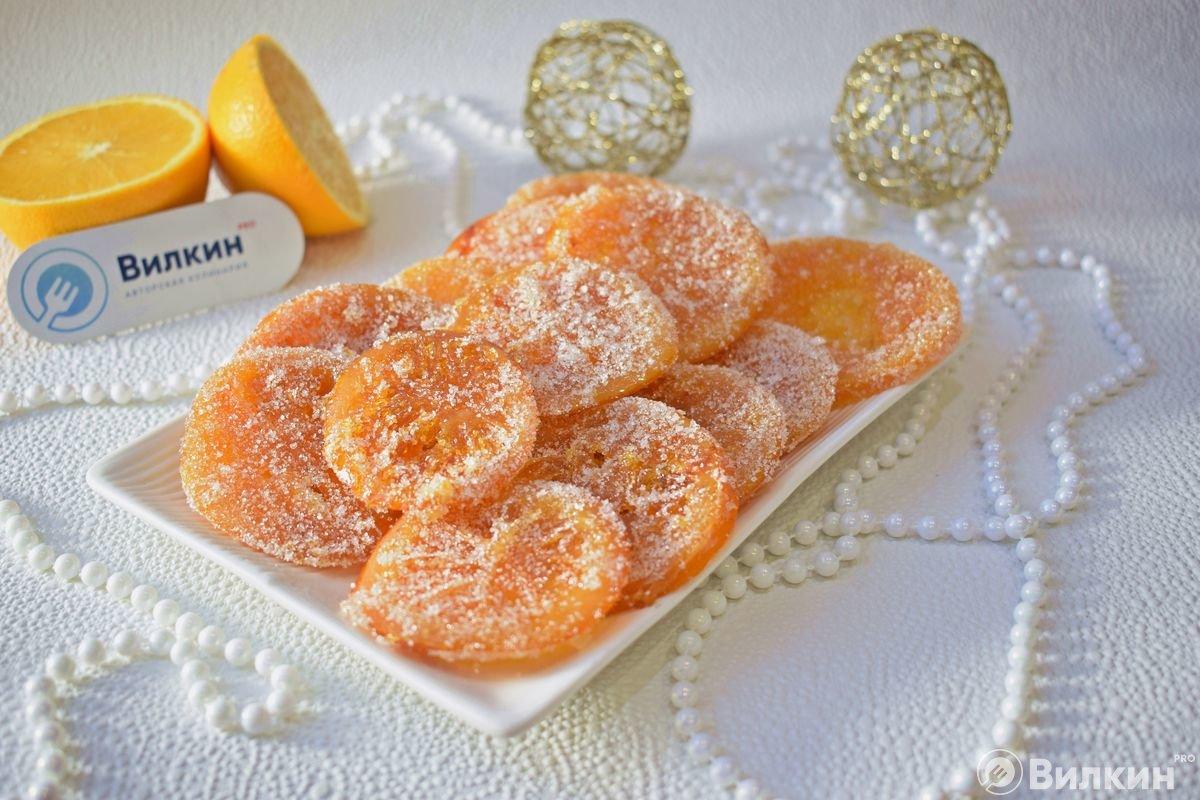 такой апельсины рецепты с фото чтоб