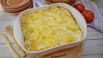 Картошка по-английски