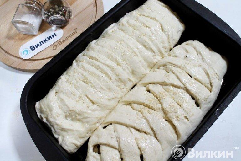 Заготовки пирогов