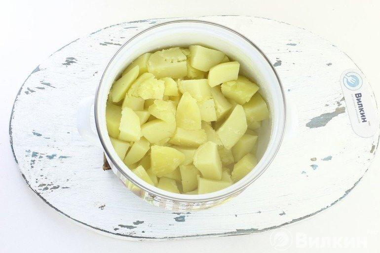 Мягкий картофель