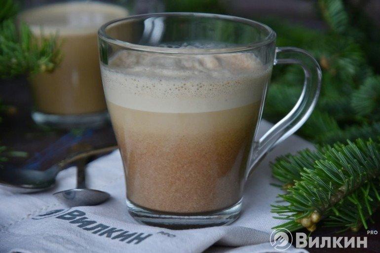 Раф-кофе в домашних условиях