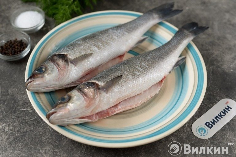 Тушки рыбы