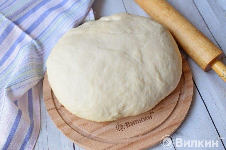 Дрожжевое тесто за 15 минут