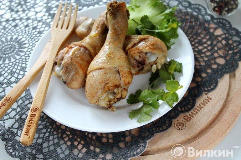 Паровая курица