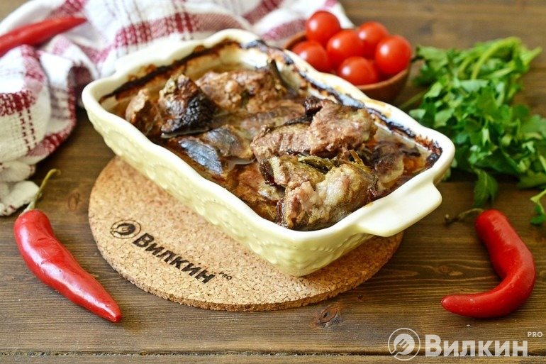 Мясо по-грузински в домашних условиях