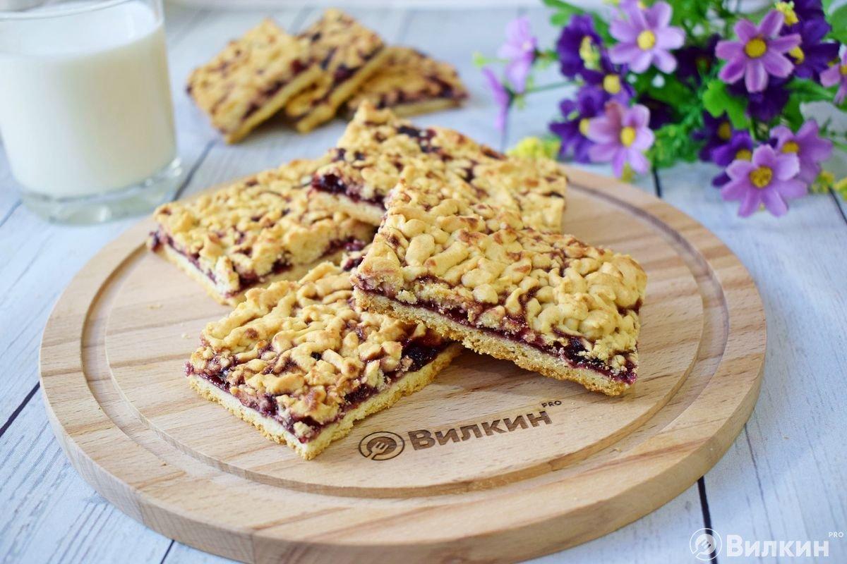 Кукурузное печенье рецепт с фото