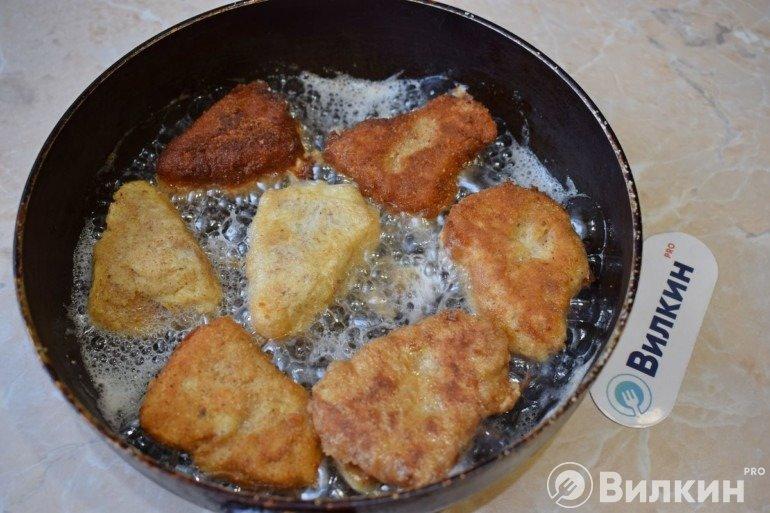Румяный сыр
