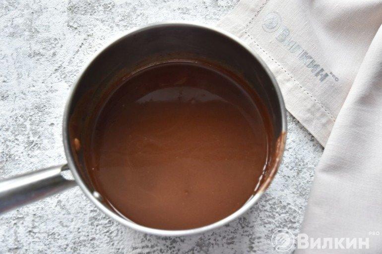 Шоколадная смесь
