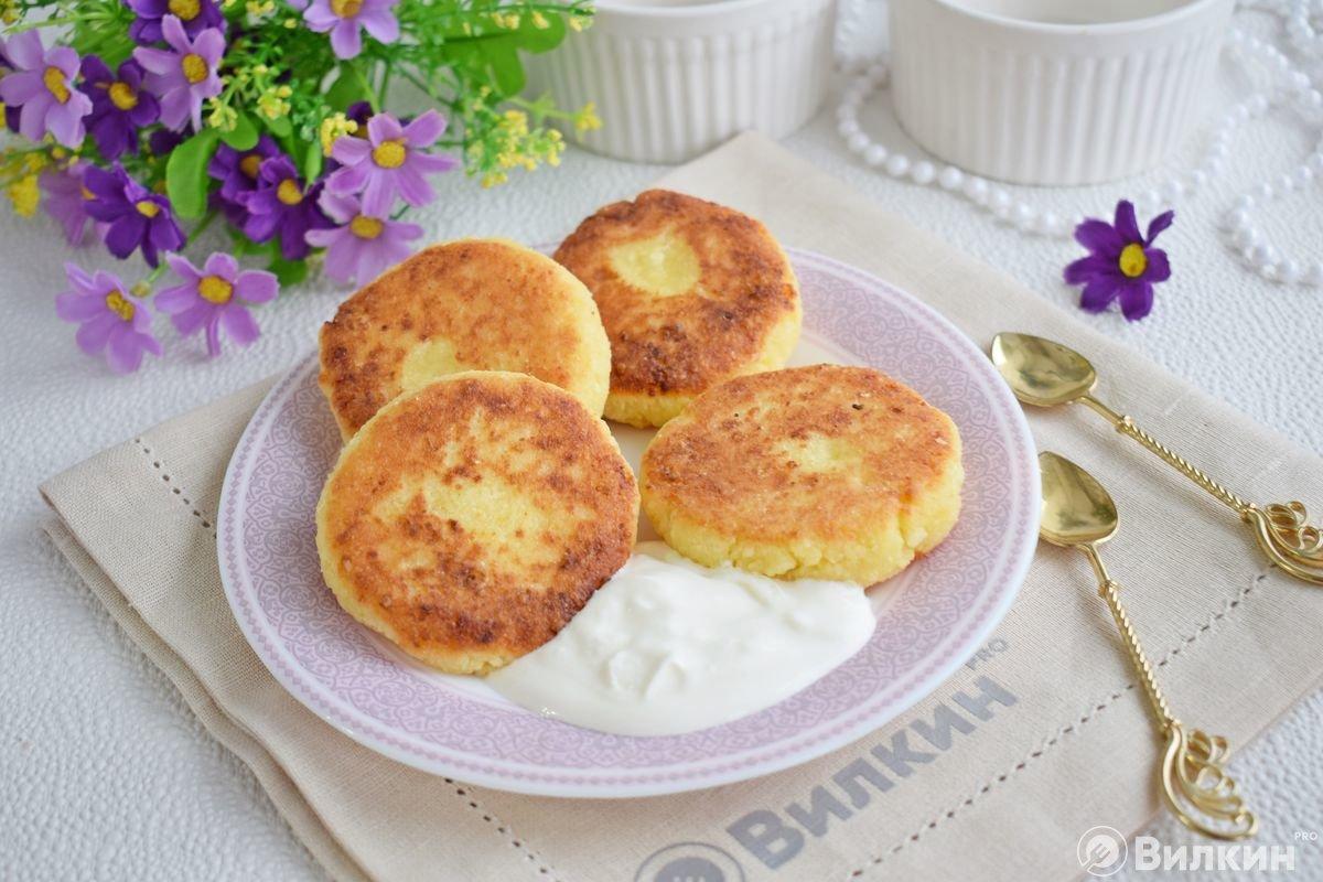 Сырники без яиц рецепт с фото пошагово табличного расчета