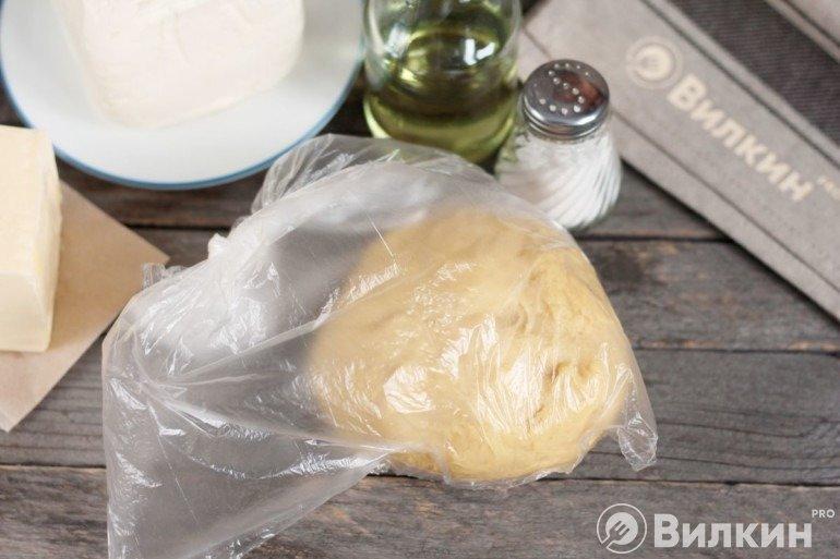 Тесто в пакете