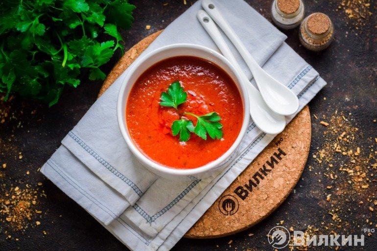 Кетчуп из томатной пасты