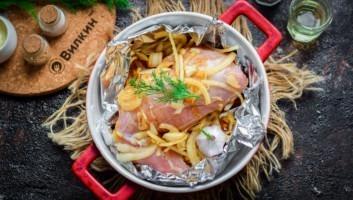 Маринад для свинины для запекания в духовке
