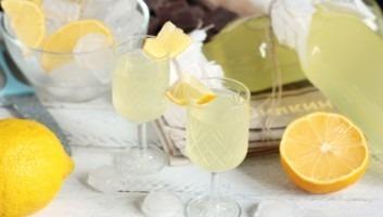 Лимонная настойка на водке