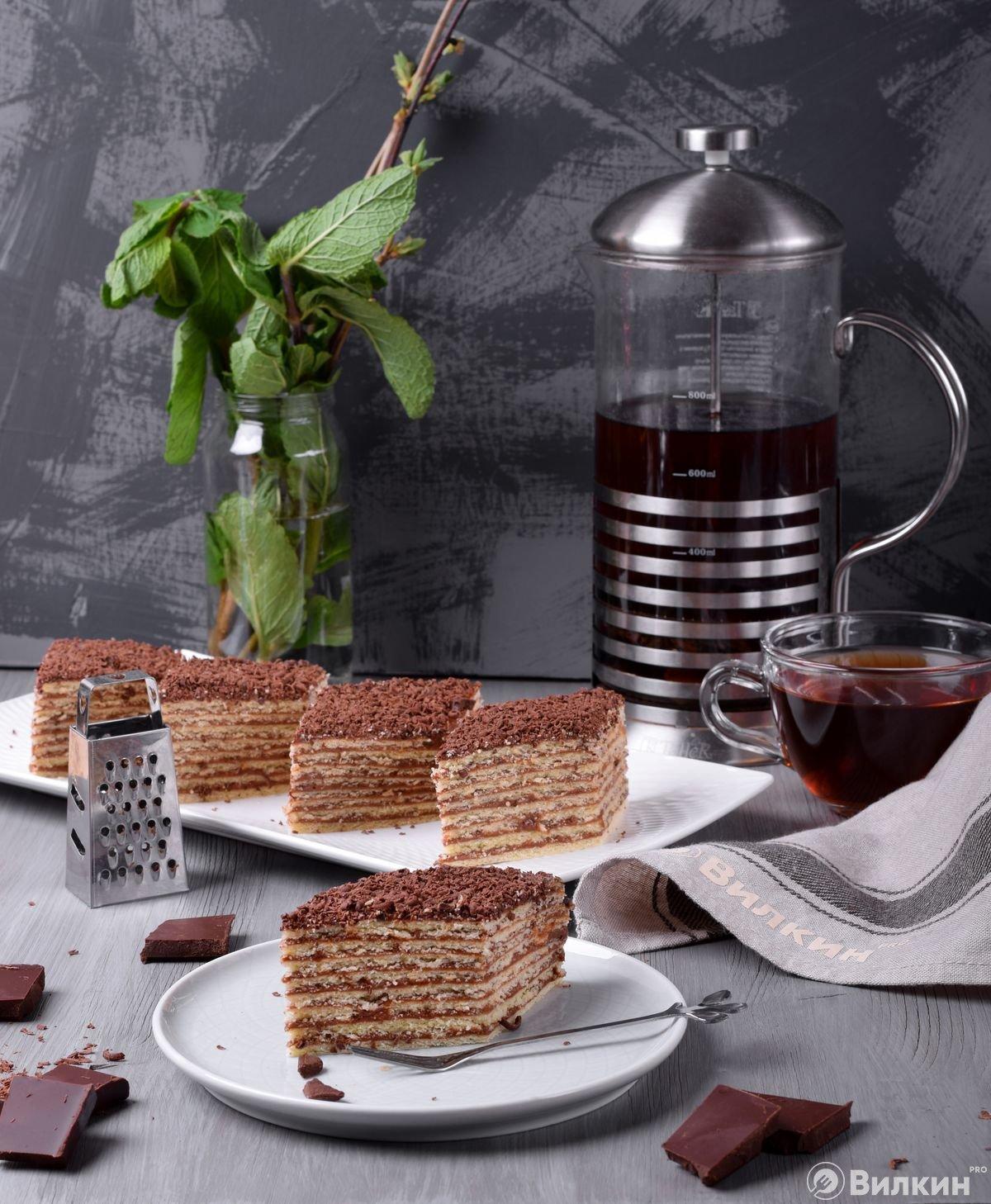 Армянский торт «Микадо» в домашних условиях