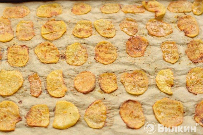 Готовые чипсы
