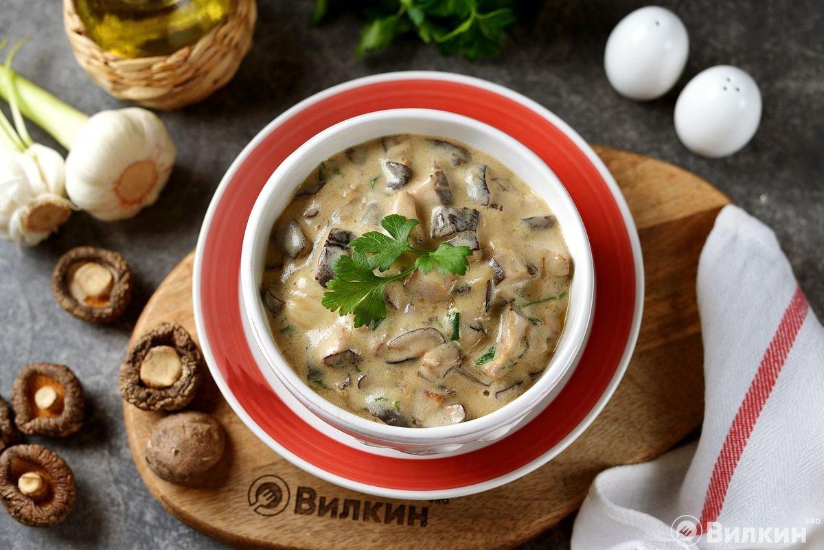сушеные грибы рецепты пошагово с фото безусловно