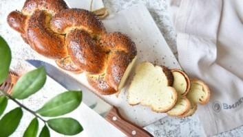 Хала - праздничный еврейский хлеб