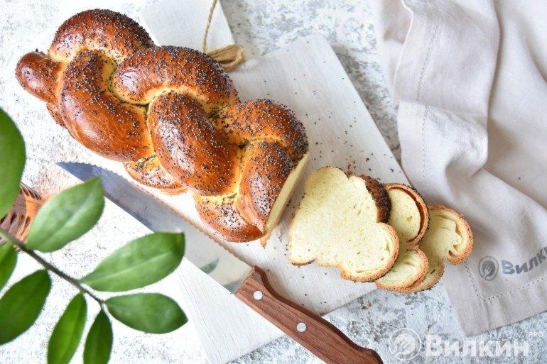 Хала — праздничный еврейский хлеб
