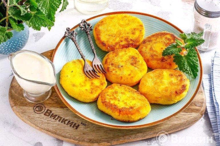 Сырники из рикотты на завтрак