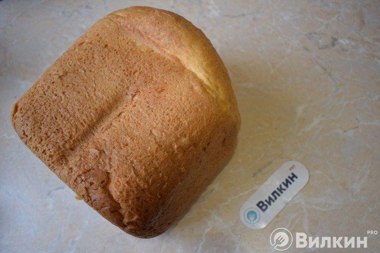 Извлечение хлеба из чаши