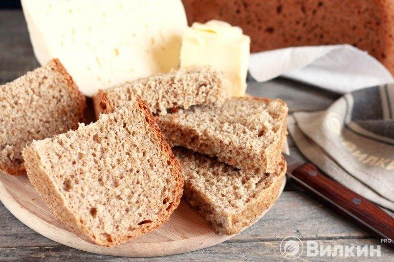 Дегустация хлеба с сыром