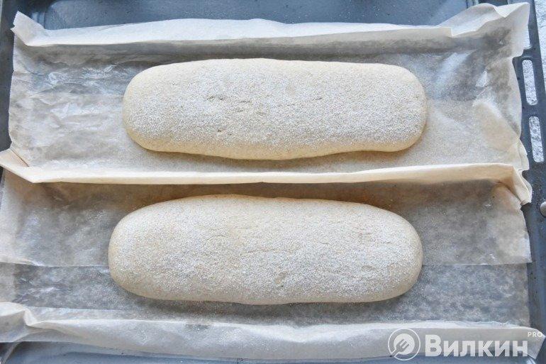 Формование хлеба