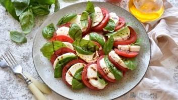 Итальянский салат «Капрезе»