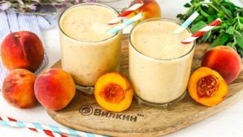 Персиковый смузи