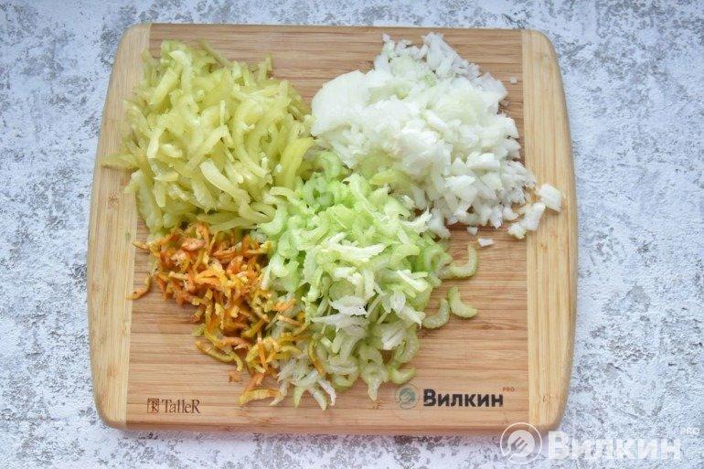 Остальные овощи