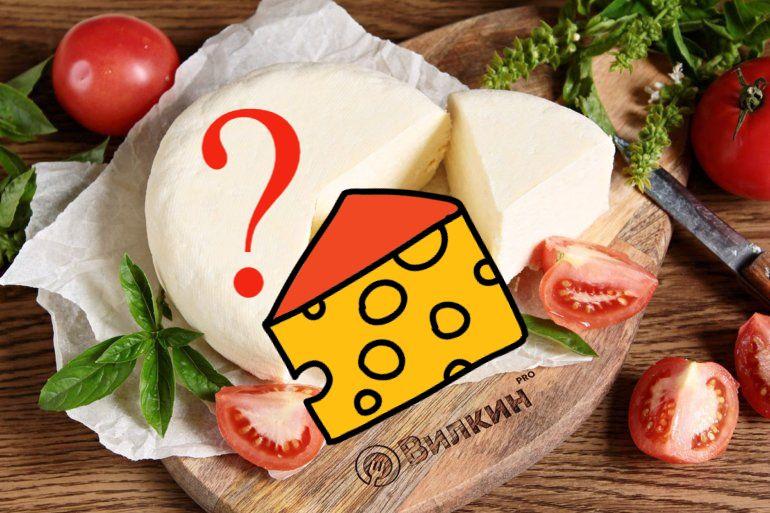 Какой это сыр?